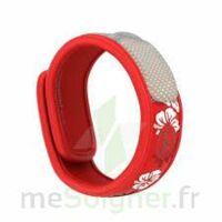 Para'kito Bracelet Antimoustique, Graffic Rouge à VANNES