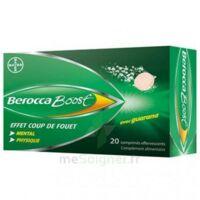 Beroccaboost Comprimés Effervescents B/20 Promo 2€ à VANNES