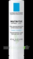Nutritic Stick Lèvres Sèche Sensibles 2 Etui/4,7ml à VANNES