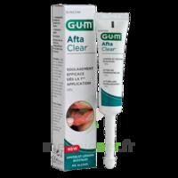 Gum Aftaclear Gel Aphtes Lésions Buccales 10ml à VANNES