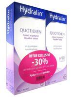 Hydralin Quotidien Gel Lavant Usage Intime 2*200ml à VANNES