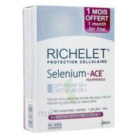 Richelet Selenium Ace Optimum 50+ Comprimés B/90+30 à VANNES