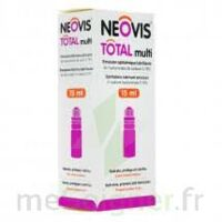 Neovis Total Multi S Ophtalmique Lubrifiante Pour Instillation Oculaire Fl/15ml à VANNES