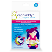 Orgakiddy Protège-cuvette Toilettes Xl Pochette/10 à VANNES