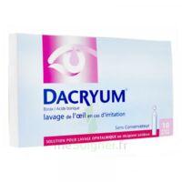 Dacryum S P Lav Opht En Récipient Unidose 10unid/5ml à VANNES