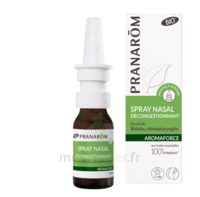 Aromaforce Solution Nasale Dégage Le Nez 15ml à VANNES