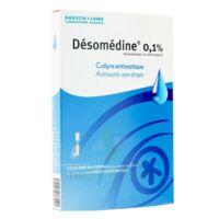 Desomedine 0,1 % Collyre Sol 10fl/0,6ml à VANNES