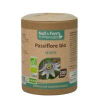 Nat&form Eco Responsable Passiflore Bio Gélules B/200 à VANNES