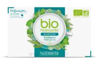 Nutrisanté Infusions Bio Respiratoire 20 Sachets à VANNES