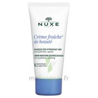Crème Fraiche® De Beauté - Masque Hydratant 48h Et Anti-pollution50ml à VANNES