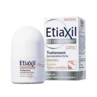 Etiaxil Aisselles Déodorant Confort + Roll-on/15ml à VANNES