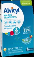 Alvityl Sucette Mal Des Transports B/10 à VANNES