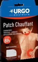 Patch Chauffant Decontractant Urgo X 2 à VANNES
