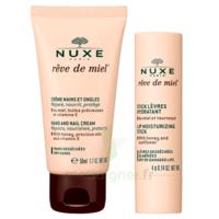 Rêve De Miel Crème Mains Et Ongles + Stick Lèvres Hydratant à VANNES