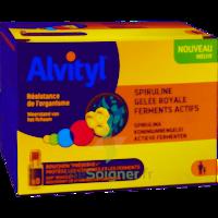 Alvityl Resist Solution Buvable 8 Fioles à VANNES