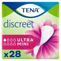 Tena Discreet Protection Urinaire Ultra Mini Sachet/28 à VANNES