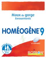 Boiron Homéogène 9 Comprimés à VANNES