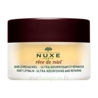 Nuxe Baume Lèvres Ultra-nourrissant Rêve De Miel®15g à VANNES