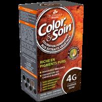 Color&soin Kit Coloration Permanente 4g Châtain Doré à VANNES