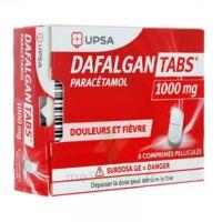 Dafalgantabs 1 G Cpr Pell Plq/8 à VANNES