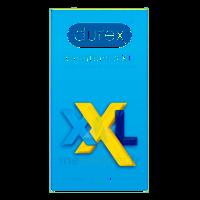 Durex Comfort Xxl Préservatif Lubrifié B/10 à VANNES