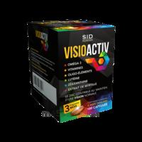 Sid Nutrition Santé Tonique Visioactiv Caps B/180 à VANNES