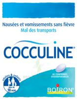 Boiron Cocculine Comprimés Orodispersibles B/40 à VANNES