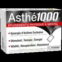 Asthe 1000 Poudre à Diluer épuisements Physique & Mental 10 Sachets à VANNES
