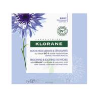 Klorane Bleuet Bio Patchs Défatigants Express 2 Patchs à VANNES